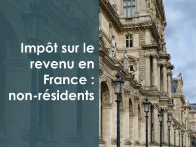 impot revenu non resident