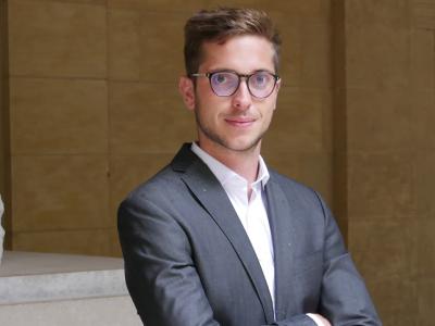 Dimitri Blanc, comptable au Cabinet Roche & Cie, expert-comptable à Lyon
