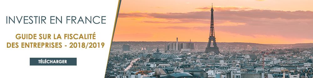 Guide sur la fiscalité des entreprises en France cover