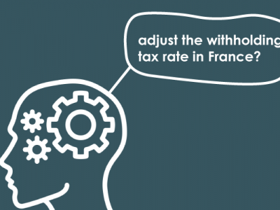 adjust-the-withholding-tax-rate-in-Franceadjust-the-withholding-tax-rate-in-France