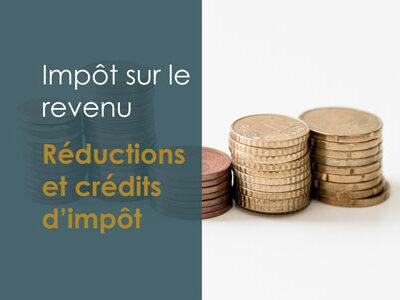 impot-revenu-reduction-credit-impot-expert-comptable